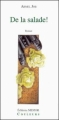 Couverture De la salade! Editions Memor 2000