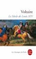 Couverture Le siècle de Louis XIV Editions Le Livre de Poche (Les Classiques de Poche) 2005
