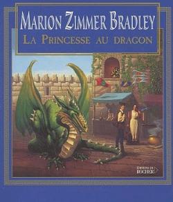 Couverture La princesse au dragon