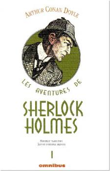 Couverture Les aventures de Sherlock Holmes (Omnibus), tome 1