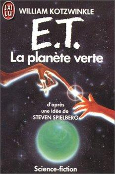Couverture E.T. la planète verte