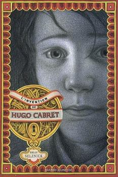 Couverture L'invention de Hugo Cabret