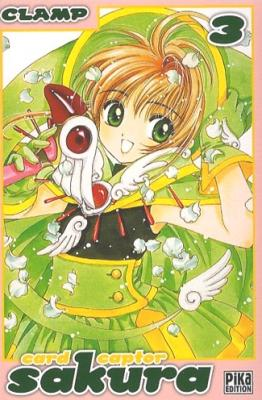 Couverture Card Captor Sakura, double, tome 02