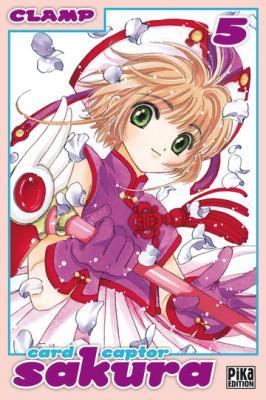 Couverture Card Captor Sakura, double, tome 03