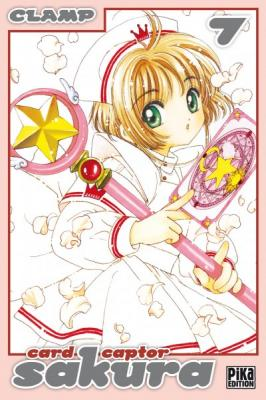 Couverture Card Captor Sakura, double, tome 04
