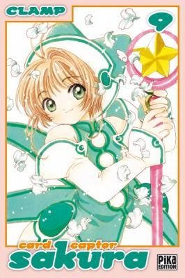 Couverture Card Captor Sakura, double, tome 05