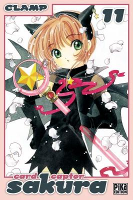 Couverture Card Captor Sakura, double, tome 06
