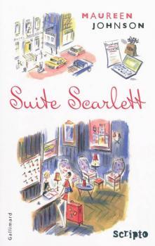 Couverture Suite Scarlett