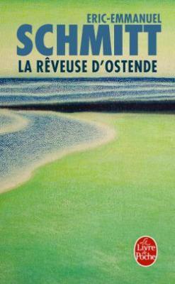 Couverture La rêveuse d'Ostende