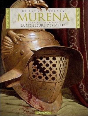 Couverture Murena, tome 03 : La meilleure des mères