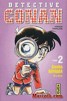 Couverture Détective Conan, tome 02