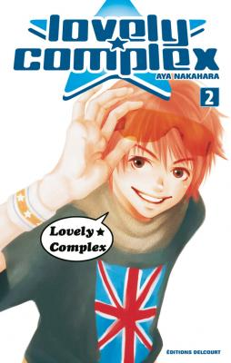 Couverture Lovely Complex, tome 02