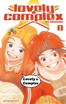 Couverture Lovely Complex, tome 03