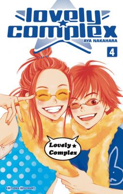 Couverture Lovely Complex, tome 04