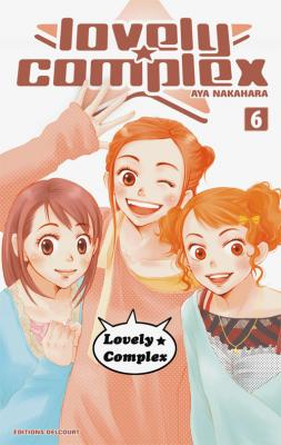 Couverture Lovely Complex, tome 06