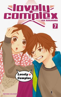 Couverture Lovely Complex, tome 07