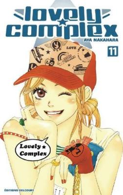 Couverture Lovely Complex, tome 11