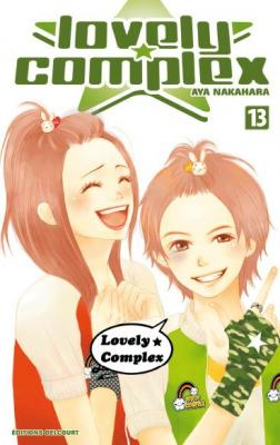 Couverture Lovely Complex, tome 13