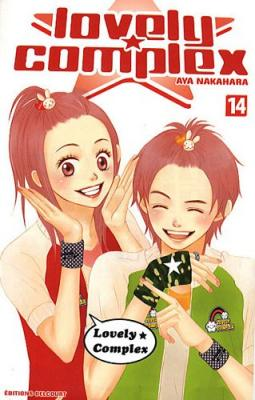 Couverture Lovely Complex, tome 14