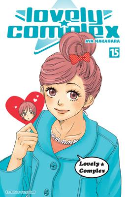 Couverture Lovely Complex, tome 15