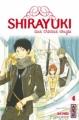 Couverture Shirayuki aux cheveux rouges, tome 04 Editions Kana (Shôjo) 2012