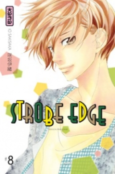 Couverture Strobe Edge, tome 08