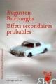 Couverture Effets secondaires probables Editions Héloïse d'Ormesson 2012