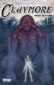Couverture Claymore, tome 18 : Lautrec à feu et à sang Editions Glénat 2011