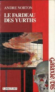 Couverture Le fardeau des Yurths