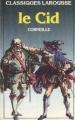 Couverture Le Cid Editions Larousse (Classiques) 1989