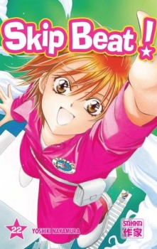 Couverture Skip Beat!, tome 22