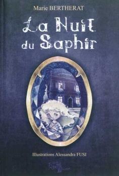 Couverture La Nuit du saphir