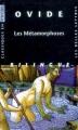 Couverture Les métamorphoses Editions Les belles lettres (Classiques en poche) 2009