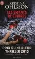 Couverture Les enfants de cendres Editions J'ai Lu (Thriller) 2012