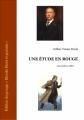 Couverture Une étude en rouge / Étude en rouge Editions Ebooks libres et gratuits 2007