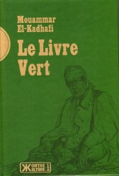 Le livre vert | Livraddict