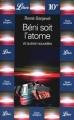 Couverture Béni soit l'atome et autres nouvelles Editions Librio 1998