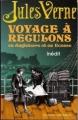 Couverture Voyage à reculons en Angleterre et en Ecosse Editions Cherche Midi (La Bibliothèque Verne) 1989