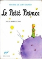 Couverture Le petit prince Editions Gallimard  1971
