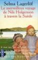 Couverture Le merveilleux voyage de Nils Holgersson à travers la Suède Editions Pocket 1983