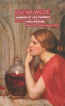 Couverture Homère et les femmes suivi de L'Hellénisme