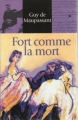 Couverture Fort comme la mort Editions France Loisirs 2001