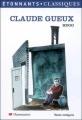 Couverture Claude Gueux Editions Flammarion (GF - Etonnants classiques) 2007