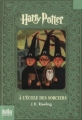 Couverture Harry Potter, tome 1 : Harry Potter à l'école des sorciers Editions Folio  (Junior) 2008