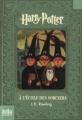 Couverture Harry Potter, tome 1 : Harry Potter à l'école des sorciers Editions Folio  (Junior) 2008