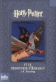 Couverture Harry Potter, tome 3 : Harry Potter et le prisonnier d'Azkaban Editions Folio  (Junior) 2008