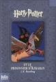 Couverture Harry Potter, tome 3 : Harry Potter et le prisonnier d'Azkaban Editions Folio  (Junior) 2008