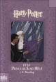 Couverture Harry Potter, tome 6 : Harry Potter et le prince de sang-mêlé Editions Folio  (Junior) 2008
