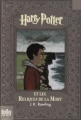 Couverture Harry Potter, tome 7 : Harry Potter et les reliques de la mort Editions Folio  (Junior) 2008