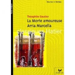 Couverture La Morte amoureuse, Arria Marcella